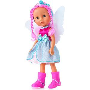 Bayer Design My First Fairy Charlene Puppe Fee mit LED 38 cm [Kinderspielzeug]